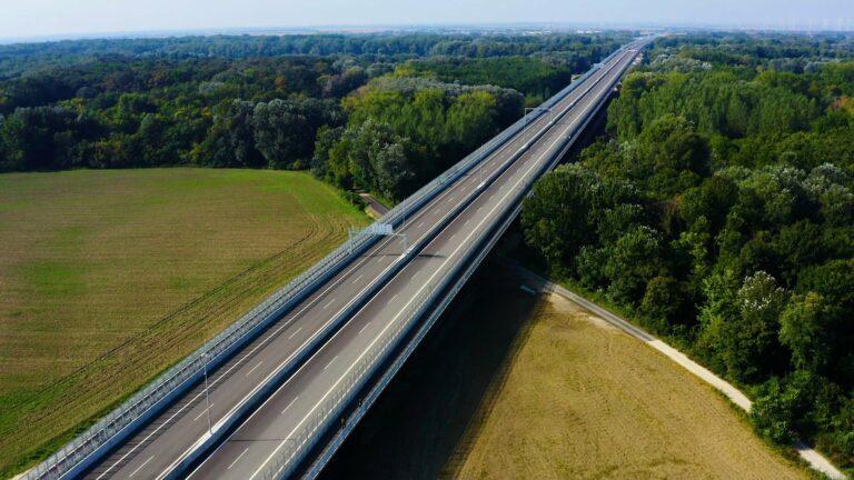 Slávnostné otvorenie Lužného mosta