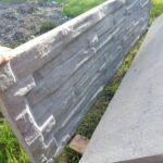 Predam betonovy plot, mam 15ks, rozmer 2m siroky, 50cm vysoky . Cena 15€/kus  €15